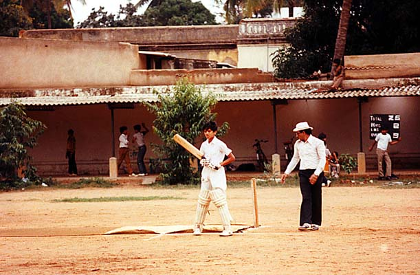 cricket tournament in school