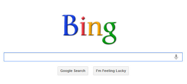 Unofficial Google April Fool's Day doodle